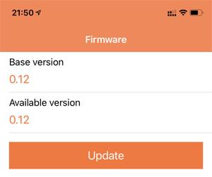 Обновление прошивки на iOS