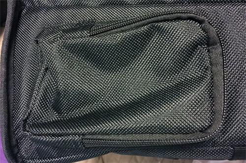 Заводской брак сумки Klauke KL905L